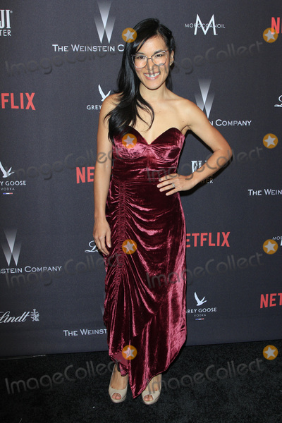 Ali Wong Photo - LOS ANGELES - JAN 8  Ali Wong at the Weinstein And Netflix Golden Globes After Party at Beverly Hilton Hotel Adjacent on January 8 2017 in Beverly Hills CA
