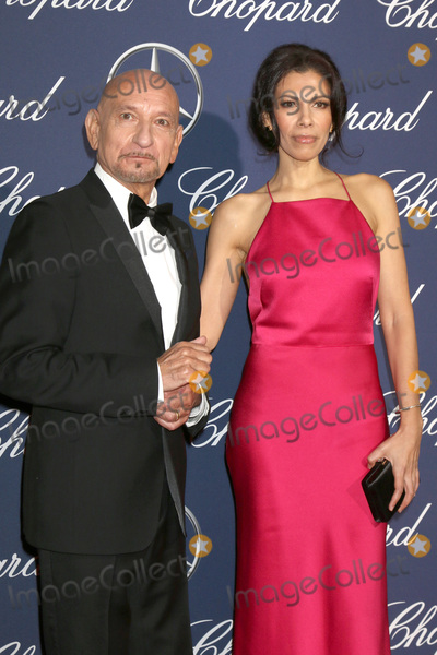 Ben Kingsley Photo - PALM SPRINGS - JAN 2  Sir Ben Kingsley Daniela Lavender at the Palm Springs International FIlm Festival Gala at Palm Springs Convention Center on January 2 2017 in Palm Springs CA