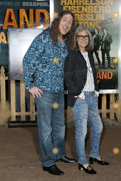Al Yankovic Photo - LOS ANGELES - OCT 11  Weird Al Yankovic Suzanne Krajewski at the Zombieland Double Tap Premiere at the TCL Chinese Theater on October 11 2019 in Los Angeles CA
