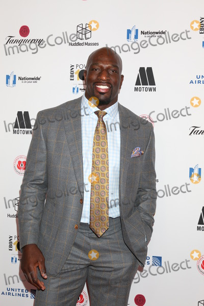 Titus ONeil Photo - LOS ANGELES - NOV 30  Titus ONeil at the Ebony Power 100 Gala on the Beverly Hilton Hotel on November 30 2018 in Beverly Hills CA