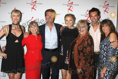 Adam Peters Photo - LOS ANGELES - AUG 19  Eileen Davidson Marla Adams Peter Bergman Melissa Ordway Beth Maitland Jason Thompson Jess Walton at the Young and Restless Fan Event 2017 at the Marriott Burbank Convention Center on August 19 2017 in Burbank CA