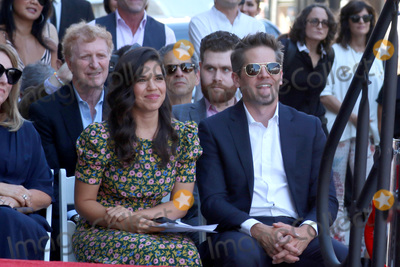 America Ferrera Photo - LOS ANGELES - SEP 12  America Ferrera Ryan Piers Williams at the Judith Light Star Ceremony on the Hollywood Walk of Fame on September 12 2019 in Los Angeles CA