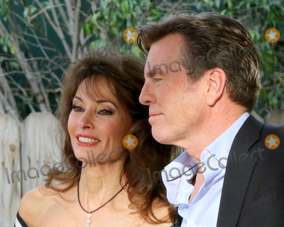 Peter Bergman Photo - LOS ANGELES - JAN 5  Susan Lucci Peter Bergman at the All My Children Reunion on Home and Family Show at Universal Studios on January 5 2017 in Los Angeles CA