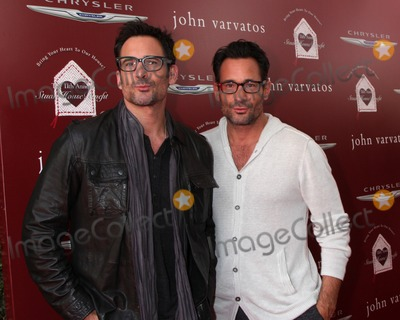 Gregory Zarian Photo - LOS ANGELES - APR 13  Lawrence Zarian Gregory Zarian at the John Varvatos 11th Annual Stuart House Benefit at  John Varvatos Boutique on April 13 2014 in West Hollywood CA