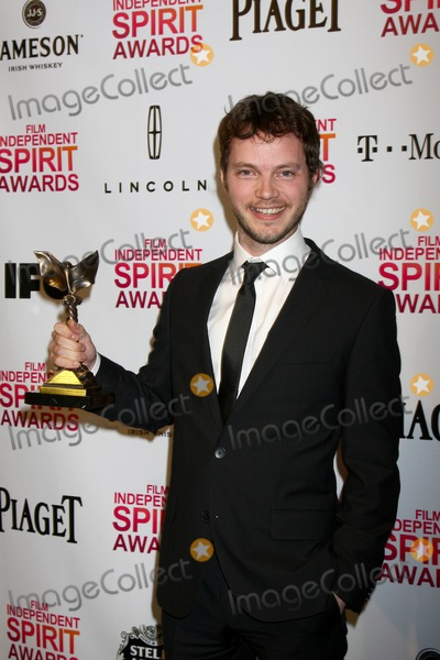 Ben Richardson Photo - LOS ANGELES - FEB 23  Ben Richardson in the press room of the 2013 Film Independent Spirit Awards at the Tent on the Beach on February 23 2013 in Santa Monica CA