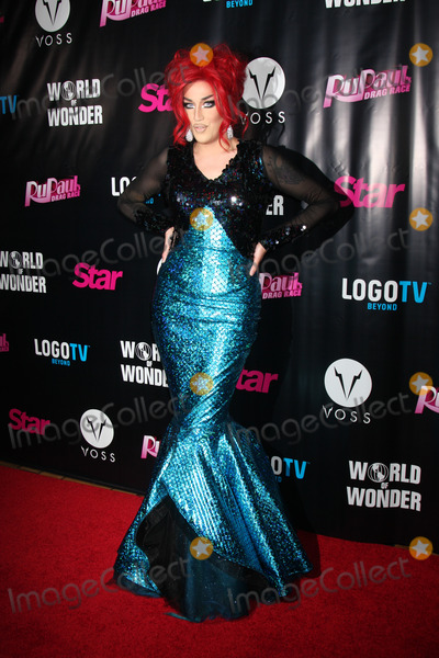 Adored Photo - LOS ANGELES - FEB 17  Adore Delano at the RuPauls Drag Race Season 6 Premiere Party at Hollywood Roosevelt Hotel on February 17 2014 in Los Angeles CA