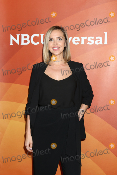 ARIELE KEBBEL Photo - LOS ANGELES - MAR 20  Arielle Kebbel at the NBCUniversal Summer Press Day at Beverly Hilton Hotel on March 20 2017 in Beverly Hills CA