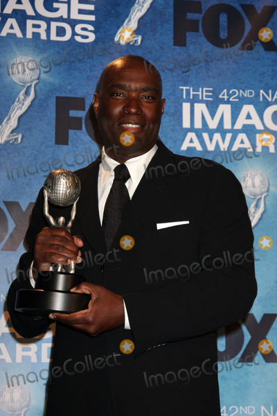 Antwone Fisher Photo - LOS ANGELES -  4 Antwone FIsher in the Press Room of the 42nd NAACP Image Awards at Shrine Auditorium on March 4 2011 in Los Angeles CA