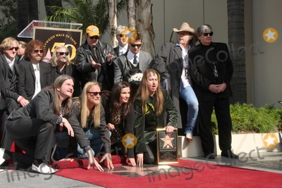 Roy Orbison Photo - Barbara Orbison family and friends of Roy OrbisonHollywood Walk of Fame Star Ceremony for Roy Orbison Capitol Records buildingLos Angeles CAJanuary 29 2010