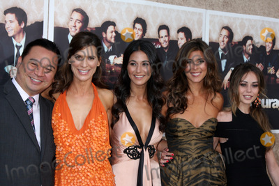 Alexis Dziena Photo - Rex Lee Perrey Reeves Emmanuelle Chriqui  Alexis Dziena arriving at the Entourage 6th Season Premiere  at the Paramount Theater on the Paramount Pictures Studio Lot in Los Angeles CAon July 9 2009