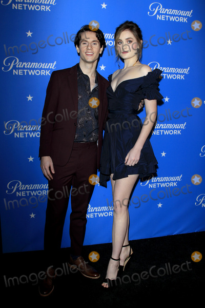 James Scully Photo - LOS ANGELES - JAN 18  James Scully Grace Victoria Cox at the Paramount Network Launch Party at the Sunset Tower on January 18 2018 in West Hollywood CA