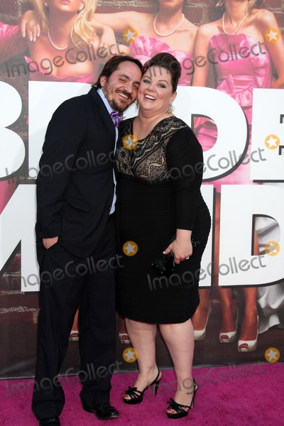 Ben Falcone Photo - LOS ANGELES - APR 27  Ben Falcone Melissa McCarthy arriving at the Bridesmaids Premiere at Village Theater on April 27 2011 in Westwood CA
