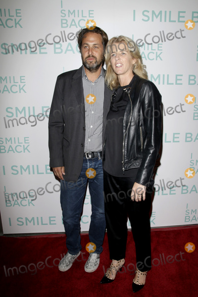 Rory Kennedy Photo - LOS ANGELES - OCT 21  Rory Kennedy Mark Bailey at the I Smile Back Special Screening at the ArcLight Hollywood Theaters on October 21 2015 in Los Angeles CA