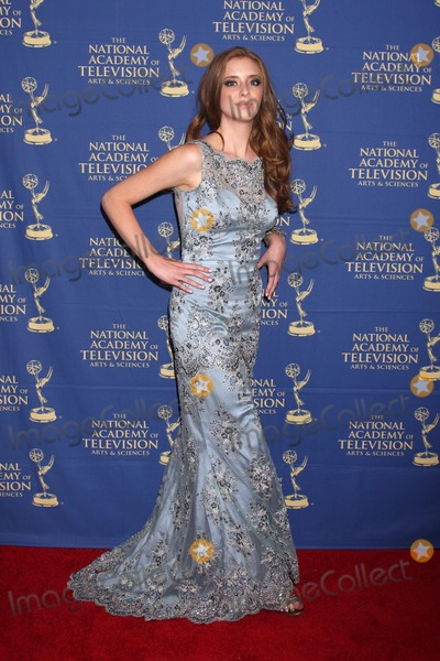 Ashlyn Pearce Photo - LOS ANGELES - JUN 20  Ashlyn Pearce at the 2014 Creative Daytime Emmy Awards at the The Westin Bonaventure on June 20 2014 in Los Angeles CA