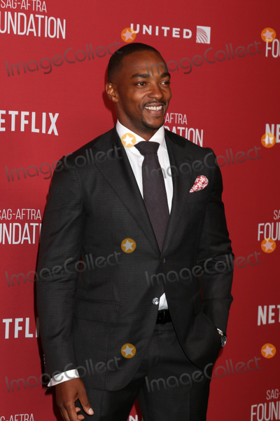 Wallis Annenberg Photo - LOS ANGELES - NOV 9  Anthony Mackie at the SAG-AFTRA Foundations Patron of the Artists Awards 2017 at Wallis Annenberg Center for the Performing Arts on November 9 2017 in Beverly Hills CA