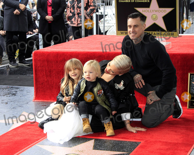 Carey Hart Photo - LOS ANGELES - FEB 5  Willow Hart Jameson Hart Pink Carey Hart at the Pink Star Ceremony on the Hollywood Walk of Fame on February 5 2019 in Los Angeles CA