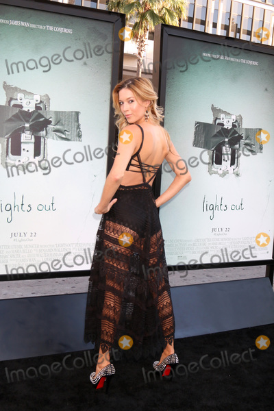 Alicia Vela-Bailey Photo - LOS ANGELES - JUL 19  Alicia Vela-Bailey at the Lights Out Los Angeles Premiere at the TCL Chinese Theater IMAX on July 19 2016 in Los Angeles CA
