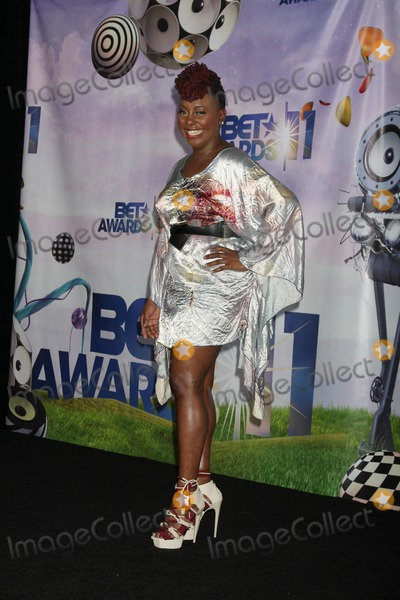 Ledisi Photo - LOS ANGELES - JUN 26  Ledisi in the Press Room at the 11th Annual BET Awards at Shrine Auditorium on June 26 2004 in Los Angeles CA