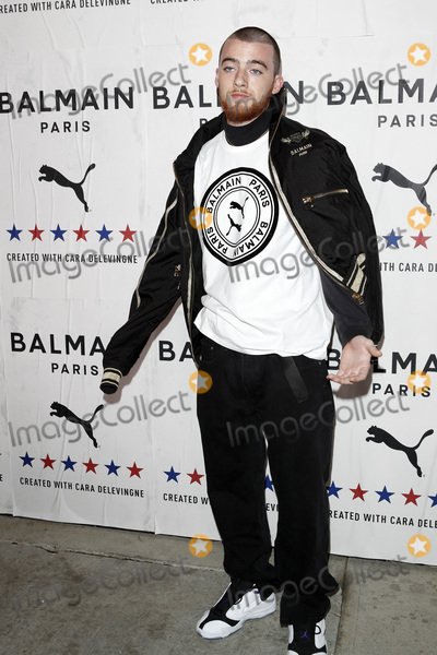 Angus Cloud Photo - LOS ANGELES - NOV 21  Angus Cloud at the PUMA x Balmain- created with Cara Delevingne LA Launch Event at the Milk Studios on November 21 2019 in Los Angeles CA