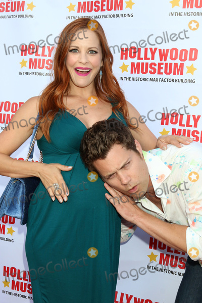 Drew Seeley Photo - LOS ANGELES - APR 24  Amy Paffrath Drew Seeley_ at the Lucille Ball Lobby Tribute Reception at the Hollywood Museum on April 24 2019 in Los Angeles CA