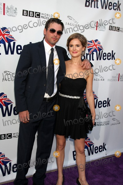 Amelia Jackson-Gray Photo - LOS ANGELES - APR 26  Skeet Ulrich Amelia Jackson-Gray arriving at the 5th Annual BritWeek Launch Party at British Consul Generals residence on April 26 2011 in Los Angeles CA