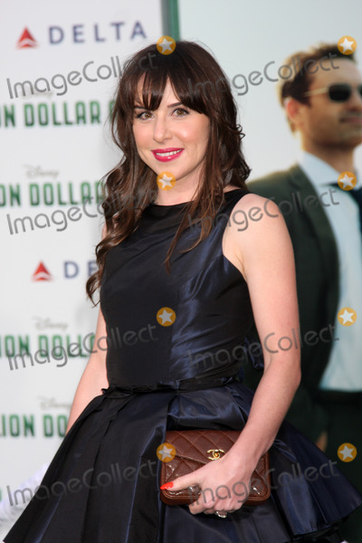Allyn Rachel Photo - LOS ANGELES - MAY 6  Allyn Rachel at the Million Dollar Arm Premiere at El Capitan Theater on May 6 2014 in Los Angeles CA