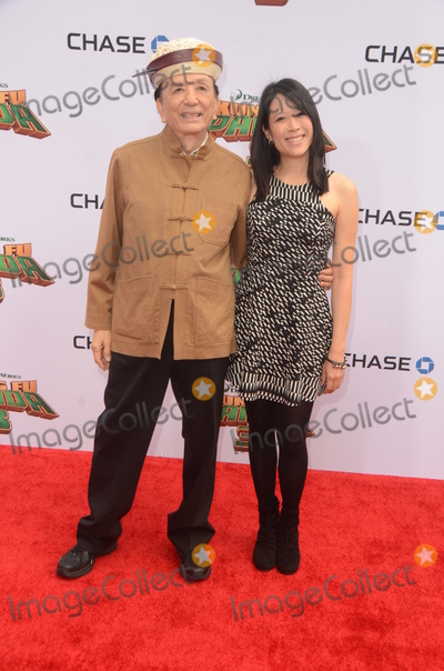 April Hong Photo - LOS ANGELES - JAN 16  James Hong April Hong at the Kung Fu Panda 3 Premiere at the TCL Chinese Theater on January 16 2016 in Los Angeles CA