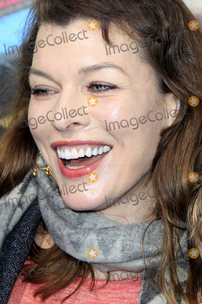 Milla Jovovich Photo - LOS ANGELES - FEB 2  Milla Jovovich at The Lego Movie 2 The Second Part Premiere at the Village Theater on February 2 2019 in Westwood CA