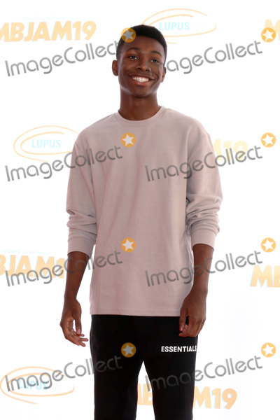 Fitch Photo - LOS ANGELES - JUL 27  Niles Fitch at the 3rd Annual MBJAM19 at the Dave  Busters on July 27 2019 in Los Angeles CA