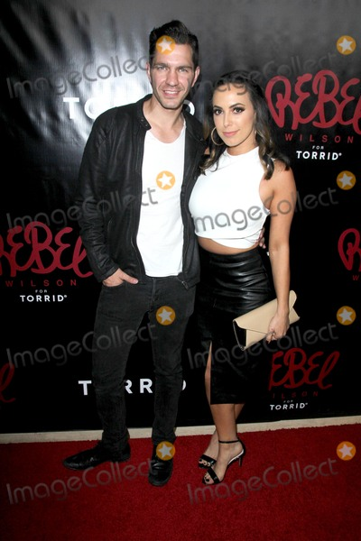 Aijia Grammer Photo - LOS ANGELES - OCT 22  Andy Grammer Aijia Grammer at the Rebel Wilson for Torrid Launch Party at the Milk Studios on October 22 2015 in Los Angeles CA