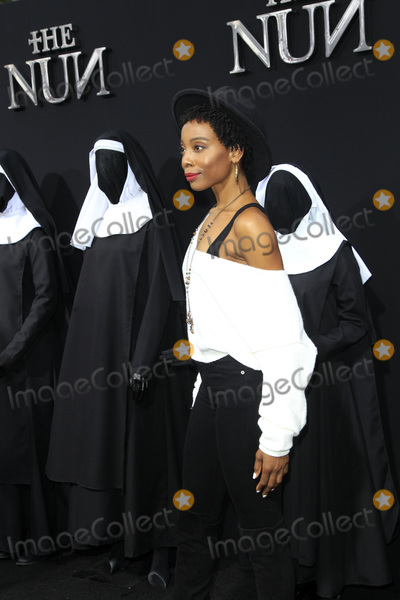 ASH Photo - LOS ANGELES - SEP 4  Erica Ash at the The Nun World Premiere at the TCL Chinese Theater IMAX on September 4 2018 in Los Angeles CA