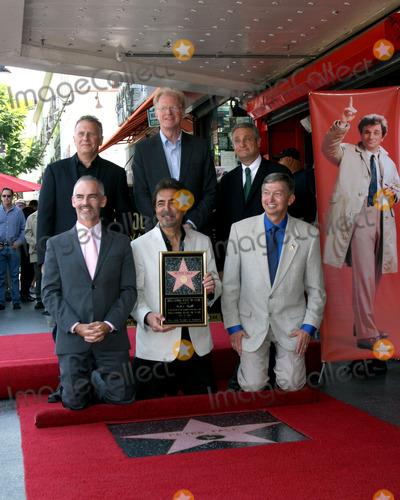 Peter Falk Photo - LOS ANGELES - JUL 25  Paul Reiser Joe Mantegna Ed Begley Jr at the Peter Falk Posthumous Walk of Fame Star ceremony at the Hollywood Walk of Fame on July 25 2013 in Los Angeles CA