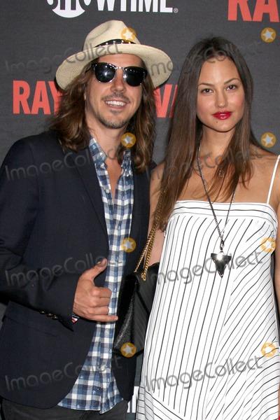 Cisco Adler Photo - LOS ANGELES - JUL 9  CIsco Adler at the Ray Donovan Season 2 Premiere Party at the Nobu Malibu on July 9 2014 in Malibu CA
