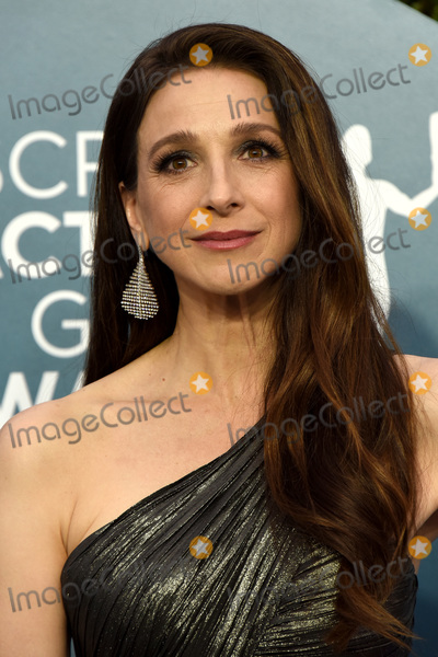 Marin Hinkle Photo - LOS ANGELES - JAN 19  Marin Hinkle at the 26th Screen Actors Guild Awards at the Shrine Auditorium on January 19 2020 in Los Angeles CA