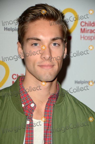 Austin North Photo - LOS ANGELES - DEC 12  Austin North at the Childrens Miracle Network Winter Wonderland Ball at the Avalon Hollywood on December 12 2015 in Los Angeles CA