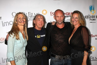 Tracey Walter Photo - LOS ANGELES - SEP 29  Lisa Hansen Tracey Walter Andrew Howard  guest arrives at the I Spit on Your Grave Premiere at Mann Chinese 6 Theaters - Hollywood  Highland on September 29 2010 in Los Angeles CA