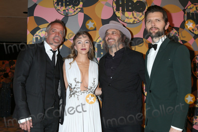 Adam Scott Photo - LOS ANGELES - JAN 5  Jean-Marc Vallee Sydney Sweeney Nathan Ross and Adam Scott at the 2020 HBO Golden Globe After Party at the Beverly Hilton Hotel on January 5 2020 in Beverly Hills CA