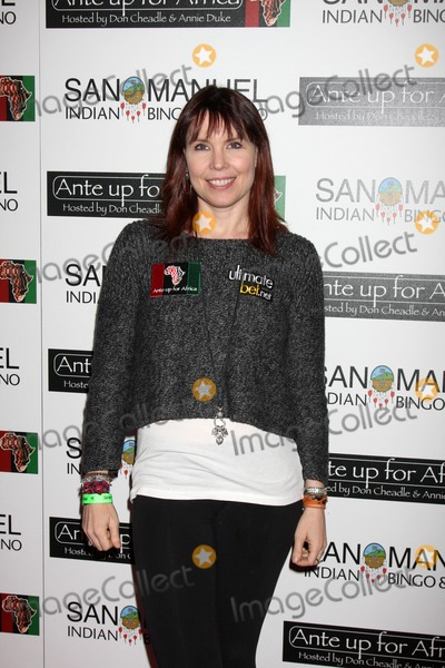 Annie Duke Photo - Annie Dukearriving at the 2nd Annual Ante Up For Africa Poker TournamentSan Manuel Indian Bingo  CasinoHighland   CAOctober 29 2009