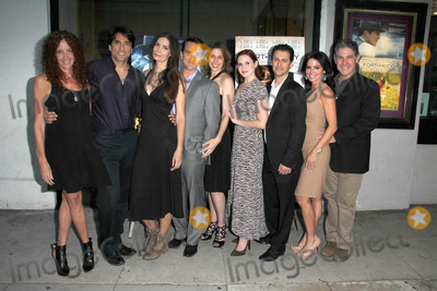Vincent Spano Photo - LOS ANGELES - AUG 15  Shari Shaw Vincent Spano Claudia Eva-Marie Graf John Colella Stefanie Fredricks Andy Hirsch Betsy Russell Rick Shaw at the Fort McCoy Premiere at Music Hall Theater on August 15 2014 in Beverly Hills CA