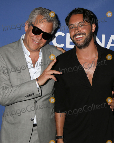 Jack Huston Photo - LOS ANGELES - July 17  Danny Huston Jack Huston Mitch Glazer at the Oceana And The Walden Woods Project Present Rock Under The Stars With Don Henley And Friends at the Private Residence on July 17 2017 in Los Angeles CA