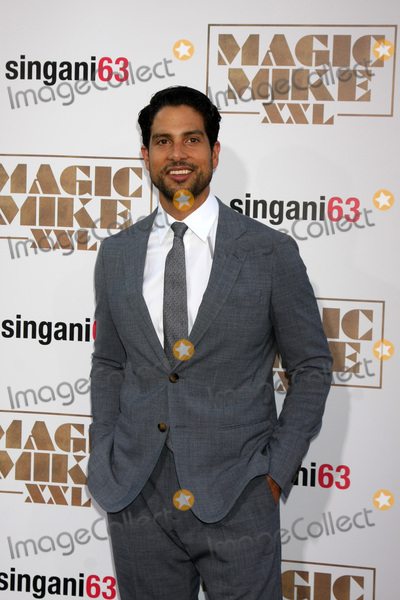 Adam Rodriguez Photo - LOS ANGELES - JUN 25  Adam Rodriguez at the Magic Mike XXL Premiere at the TCL Chinese Theater on June 25 2015 in Los Angeles CA