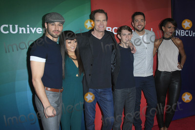 Robbie Kay Photo - LOS ANGELES - AUG 13  Ryan Guzman Kiki Sukezane Jack Coleman Robbie Kay Zachary Levi Judi Shekoni at the NBCUniversal 2015 TCA Summer Press Tour at the Beverly Hilton Hotel on August 13 2015 in Beverly Hills CA
