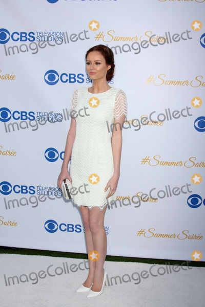 Alyssa Campanella Photo - LOS ANGELES - MAY 18  Alyssa Campanella at the CBS Summer Soiree 2015 at the London Hotel on May 18 2015 in West Hollywood CA