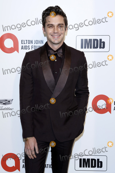 Elton John Photo - LOS ANGELES - FEB 9  Antoni Porowski at the 28th Elton John Aids Foundation Viewing Party at the West Hollywood Park on February 9 2020 in West Hollywood CA