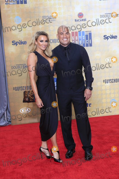 Amber Miller Photo - LOS ANGELES - JUN 4  Amber Miller Tito Ortiz at the 10th Annual Guys Choice Awards at the Sony Pictures Studios on June 4 2016 in Culver City CA