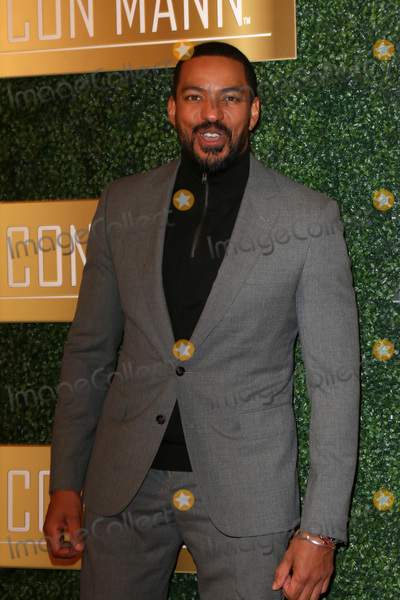 Laz Alonso Photo - LOS ANGELES - FEB 27  Laz Alonso at the 6th Annual ICON MANN Pre-Oscar Dinner at Beverly Wilshire Hotel on February 27 2018 in Beverly Hills CA