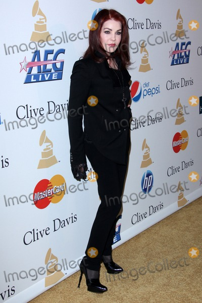 Priscilla Presley Photo - LOS ANGELES - FEB 12  Priscilla Presley arrives at the 2011 Pre-GRAMMY Gala And Salute To Industry Icons  at Beverly Hilton Hotel on February 12 2011 in Beverly Hills CA