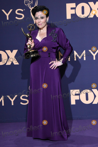 Alex Borstein Photo - LOS ANGELES - SEP 22  Alex Borstein at the Emmy Awards 2019 PRESS ROOM at the Microsoft Theater on September 22 2019 in Los Angeles CA