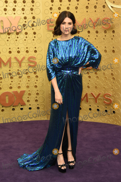 Aya Cash Photo - LOS ANGELES - SEP 22  Aya Cash at the Primetime Emmy Awards - Arrivals at the Microsoft Theater on September 22 2019 in Los Angeles CA