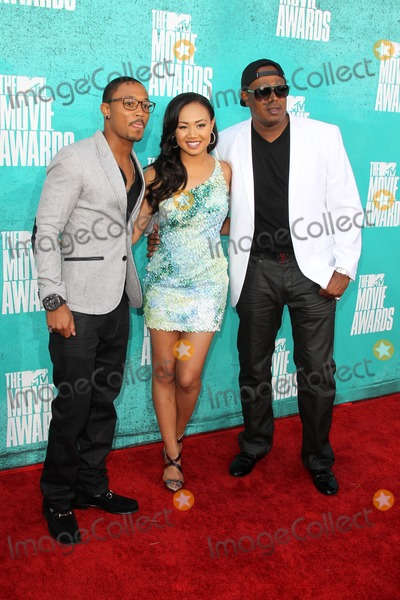 Romeo Miller Photo - LOS ANGELES - JUN 3  Lil Romeo Cymphonique Miller Master P arriving at the 2012 MTV Movie Awards at Gibson Ampitheater on June 3 2012 in Los Angeles CA